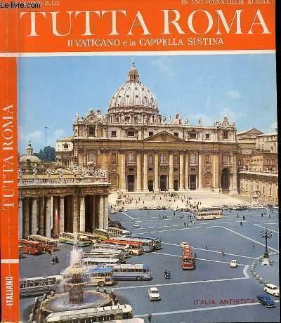 TUTTA ROMA E IL VATICANO
