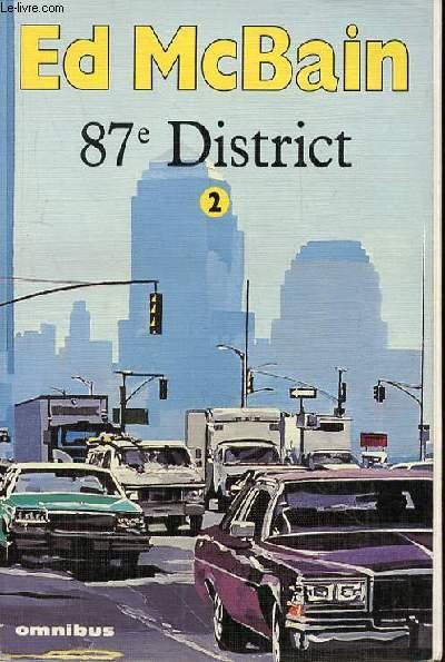 87e DISTRICT TOME 2