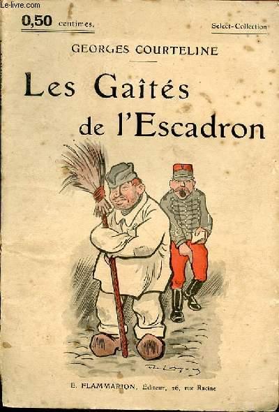 LES GAITES DE L'ESCADRON N°6