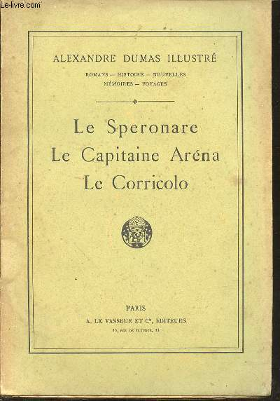 LE SPERONARE - LE CAPITAINE ARENA - LE CORRICOLO N°49