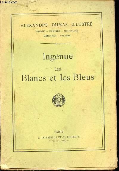 INGENUE - LES BLANCS ET LES BLEUS - N°31