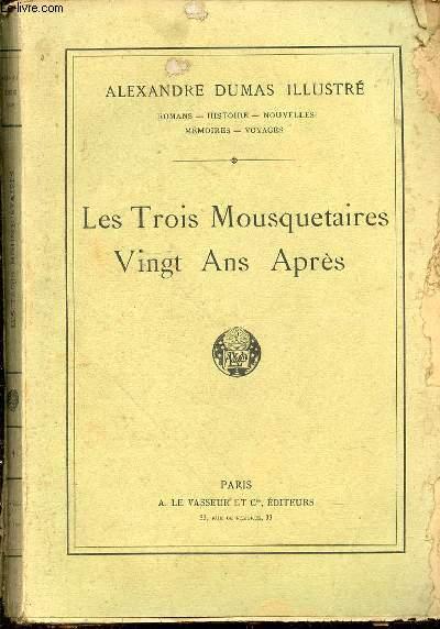 LES TROIS MOUSQUETAIRES - VINGT ANS APRES - N°1