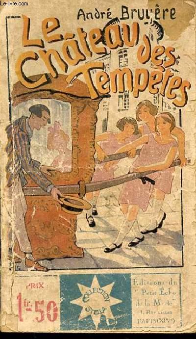 LE CHATEAU DES TEMPETES N°179