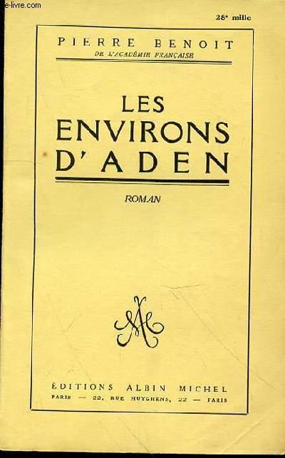 LES ENVIRONS D'ADEN
