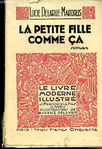 LA PETITE FILLE COMME CA - N°110
