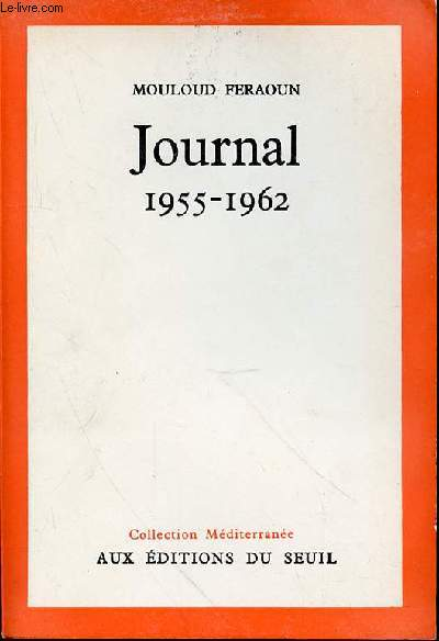 JOURNAL 1955 - 1962