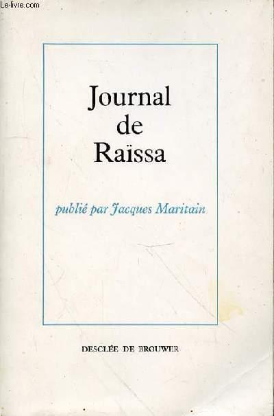 JOURNAL DE RAISSA