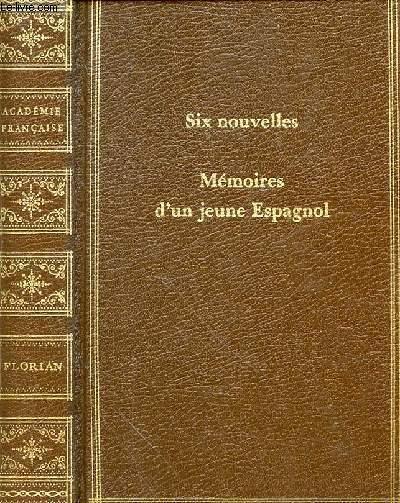 SIX NOUVELLES - MEMOIRES D'UN JEUNE ESPAGNOL - BELTON