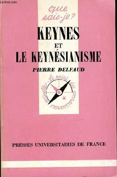 KEYNES ET LE KEYNESIANISME