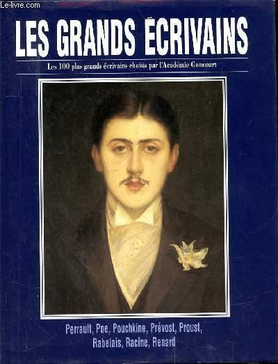 LES GRANDS ECRIVAINS - VOLUME IX