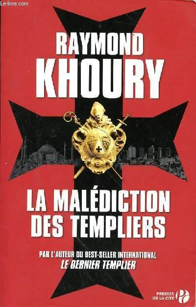 LA MALEDICTION DES TEMPLIERS
