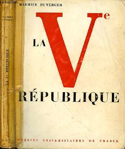 LA Ve REPUBLIQUE