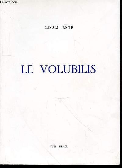 LE VOLUBILIS