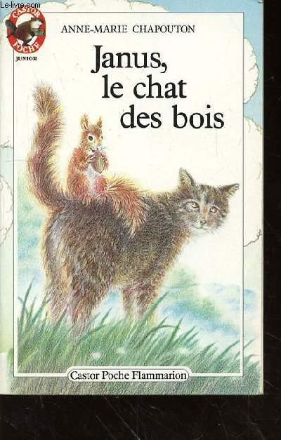 JANUS LE CHAT DES BOIS