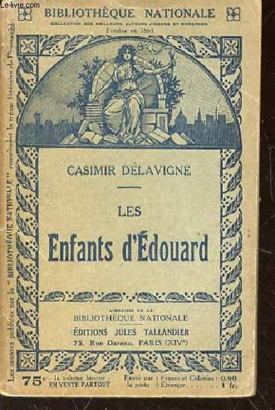 LES ENFANTS D'EDOUARD