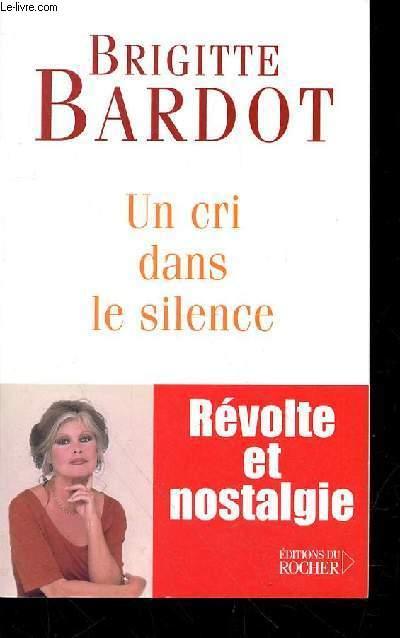 Un cri dans le silence