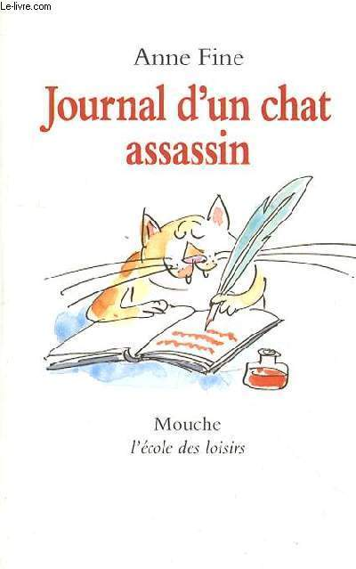 JOUURNAL D'UN CHAT ASSASSIN