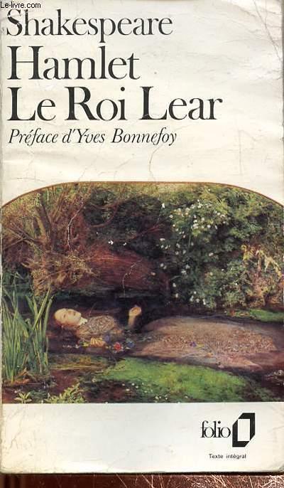 HAMLET LE ROI LEAR N°1069