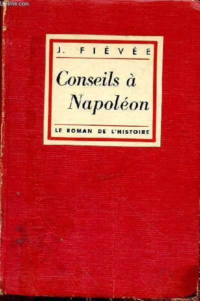 CONSEILS A NAPOLEON