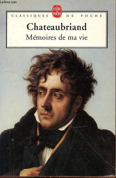 MEMOIRES DE MA VIE