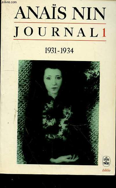 JOURNAL 1 - 1931-1934