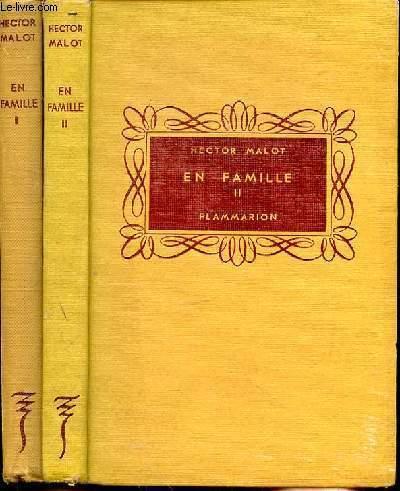 EN FAMILLE  - TOME 1 ET TOME 2