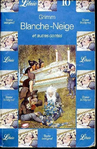 BLANCHE NEIGE ET AUTRES CONTES - N°248