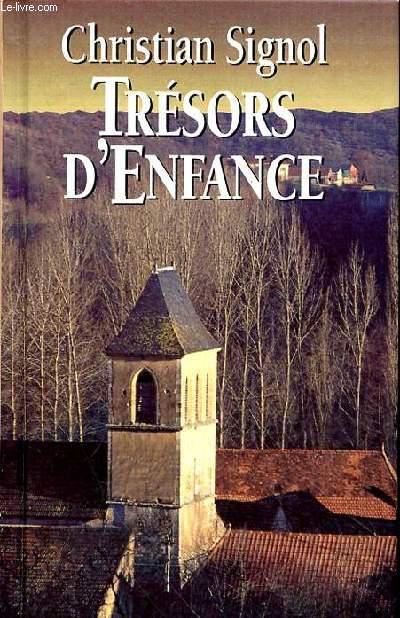 TRESORS D'ENFANCE