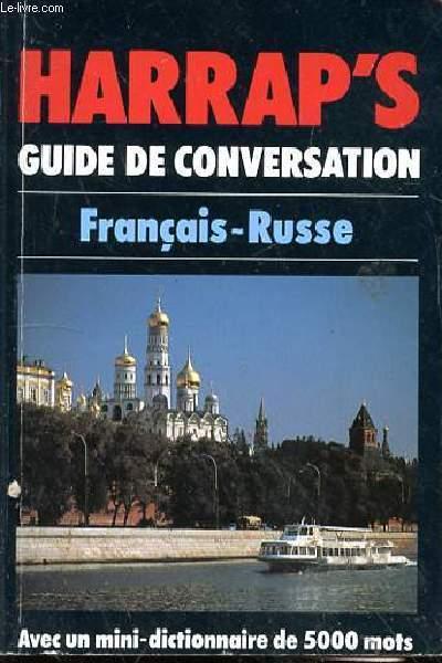 Harrap S Guide De Conversation Francais Russe