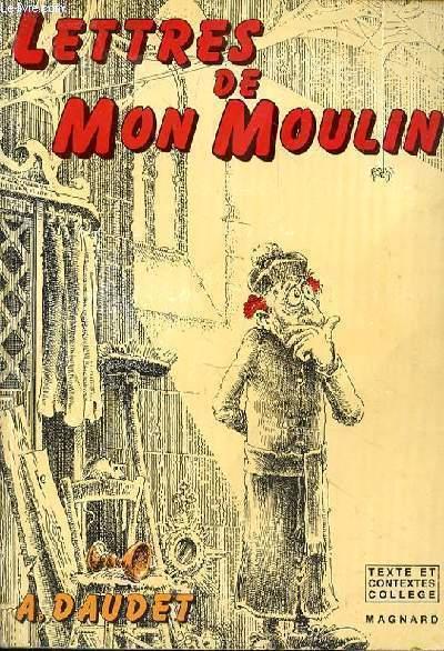 LETTTRES DE MON MOULIN