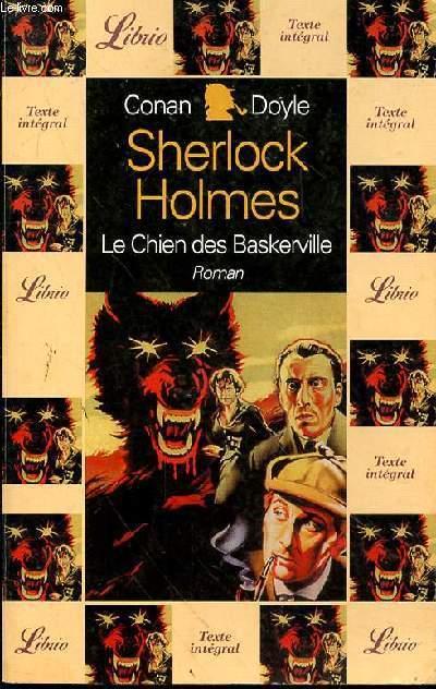 SHERLOCK HOLMES - LE CHIEN DES BASKETVILLE - N°119