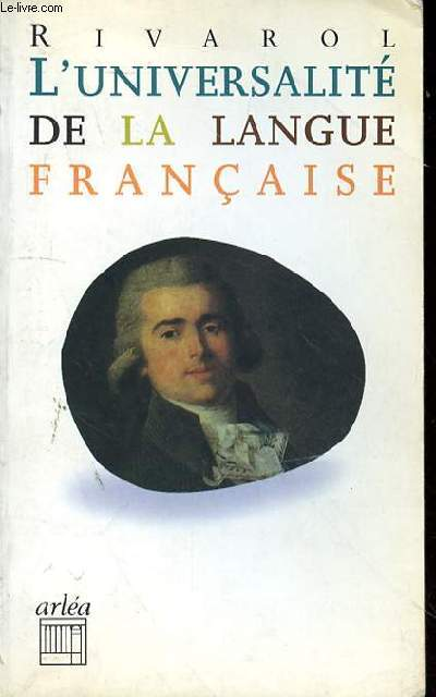 L'UNIVERSITE DE LA LANGUE FRANCAISE