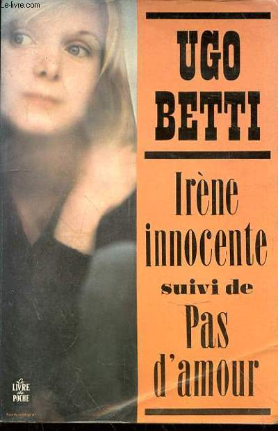 IRENE INNOCENTE SUIVI DE PAS D'AMOUR N°3648 - ADAPTATION DE MAURICE CLAVEL