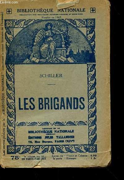 LES BRIGANDS- DRAME EN 5 ACTES