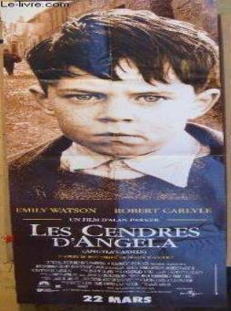 Affiche de cinema - les cendres d angela - angela s ashes