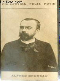 Photo ancienne alfred bruneau musicien de france