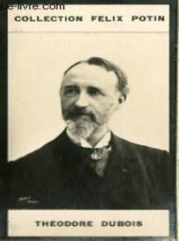 Photo ancienne theodore dubois musicien de france