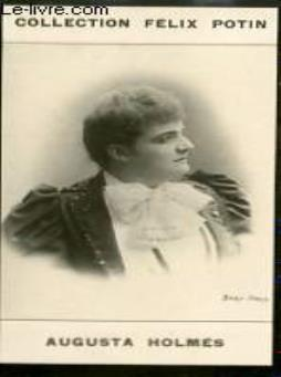 Photo ancienne augusta holmes musicienne de france