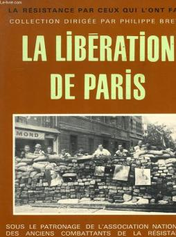 La liberation de paris.