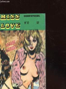 Miss love n°12 - en route a la guerre