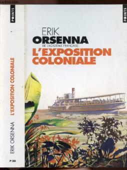 L exposition coloniale - collection points roman n°p30