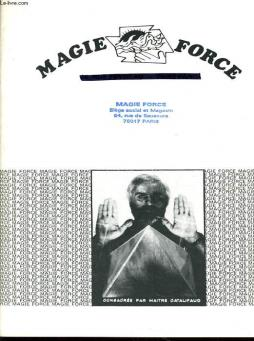 Catalogue magie force