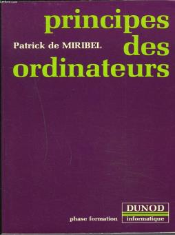 Principes des ordinateurs