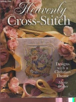 Heavenly cross stitch - designs with a christian theme.