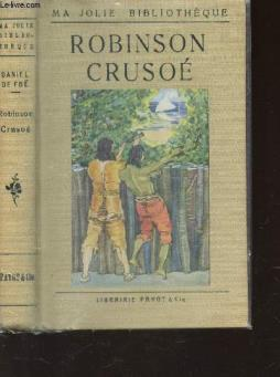 Robinson crusoe / collection  ma jolie bibliotheque