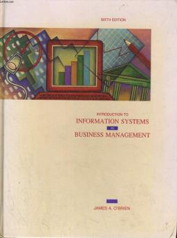 Introduction to information systems in business management