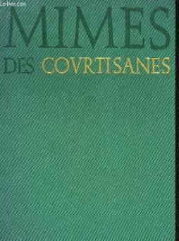 Mimes des courtisanes