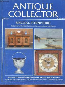 Antique collector - special furniture - vol 52 - n°8