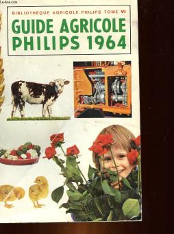Guide agricole philips
