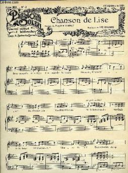 Piano soleil 18 septembre 1904, n°12
